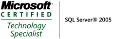Microsoft Certified Technology Specialist - SQL Server 2005
