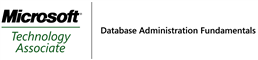 Microsoft Technology Associate - Database Administration Fundamentals
